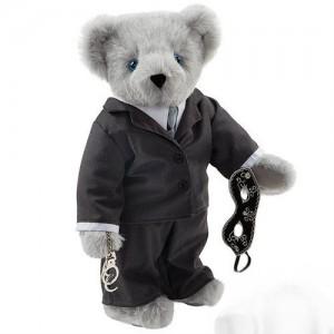 мишка Тедди в стиле 50 оттенков серого